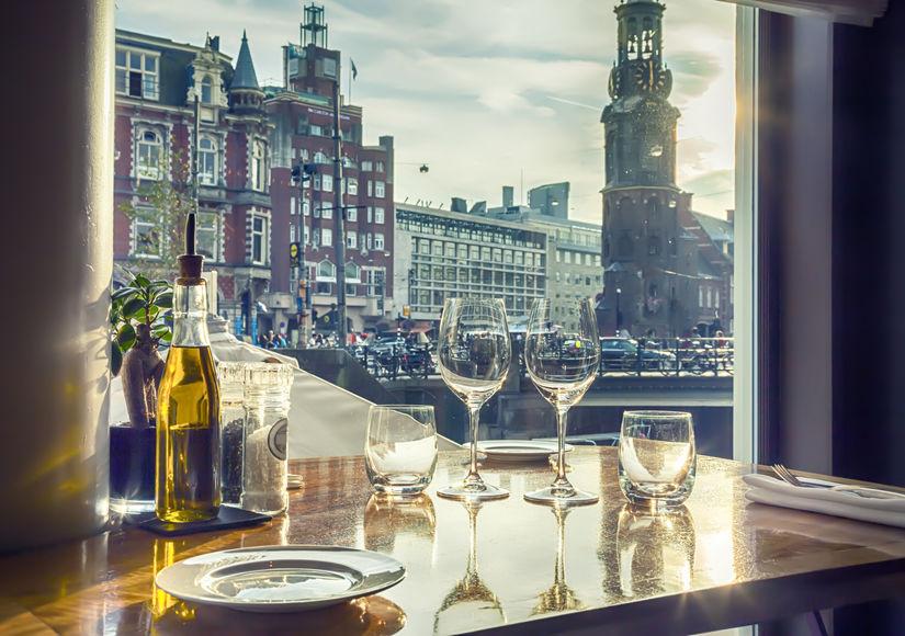 restaurant i amsterdam