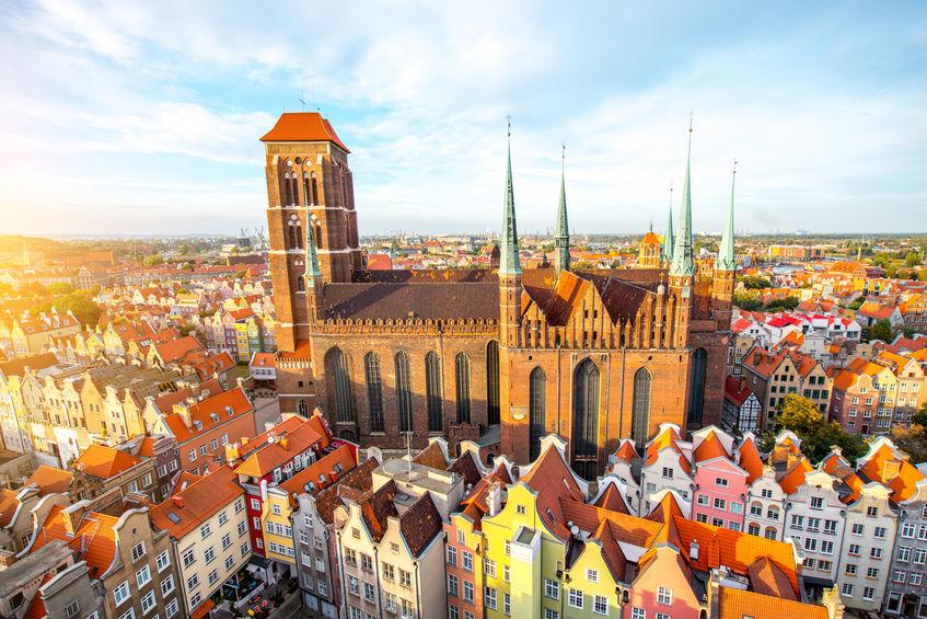 storbyferie i gdansk