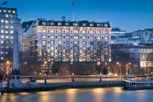 the savoy hotell london