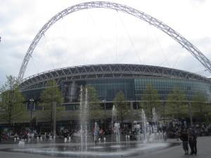 fotballreise londo wembley stadion