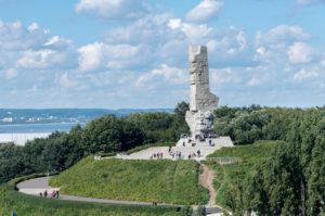 westerplatte severdighet i gdansk