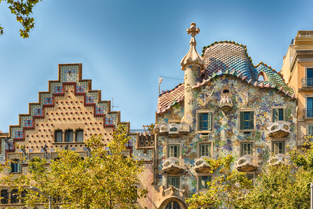 Casa Batllo severdigheter i barcelona