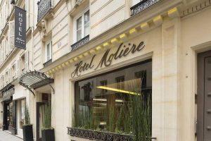 Hôtel Moliere - anbefalt hotell i paris