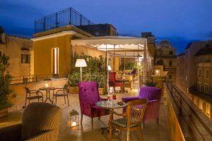 Hotel Monte Cenci - hotell i trastevere i roma