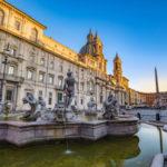 Piazza Navona i roma
