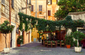 Trastevere roma