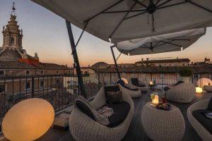 anbefalt hotell i roma - Palazzo Navona