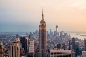 empire state building severdigheter new york