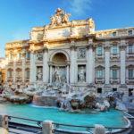 fontana di trevi i roma