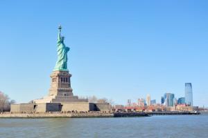 new york frihetsgudinnen