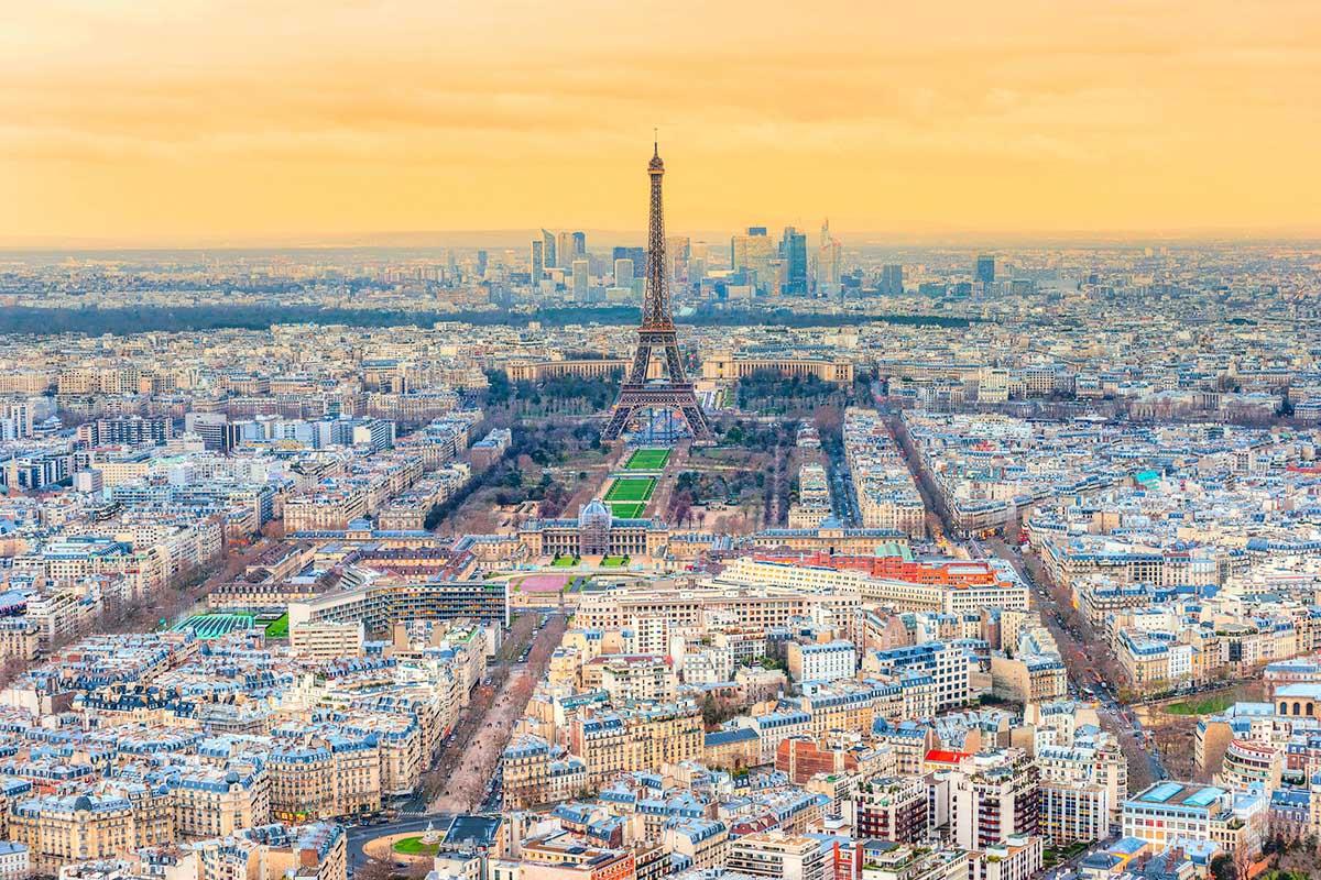reise til paris