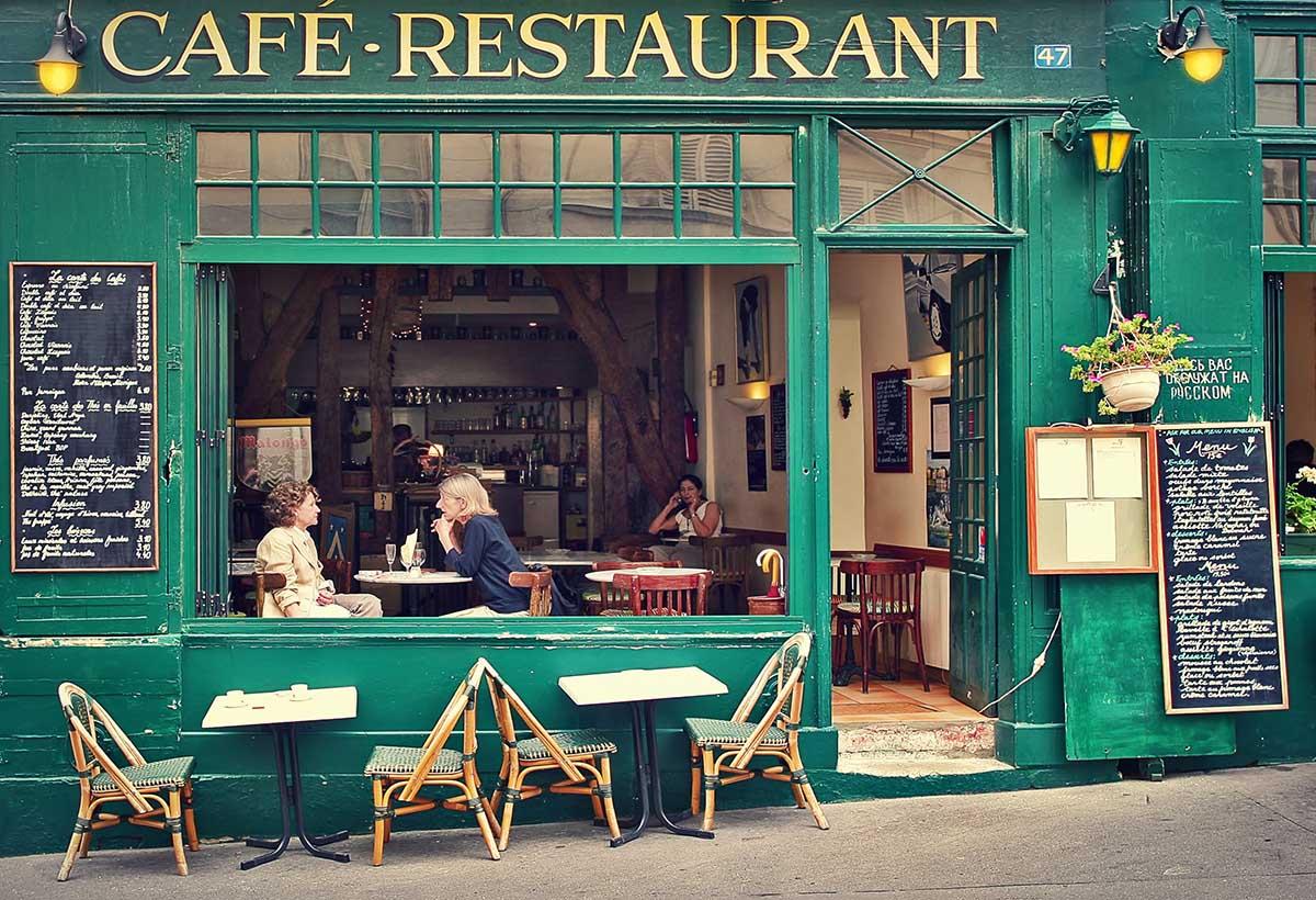 restaurant i paris