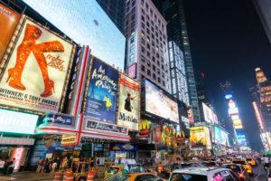standup og show i new york