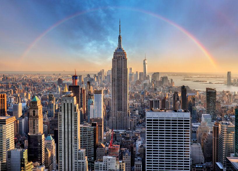 storbyferie new york