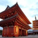 tempel tokyo