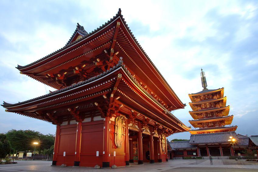 tempel-tokyo