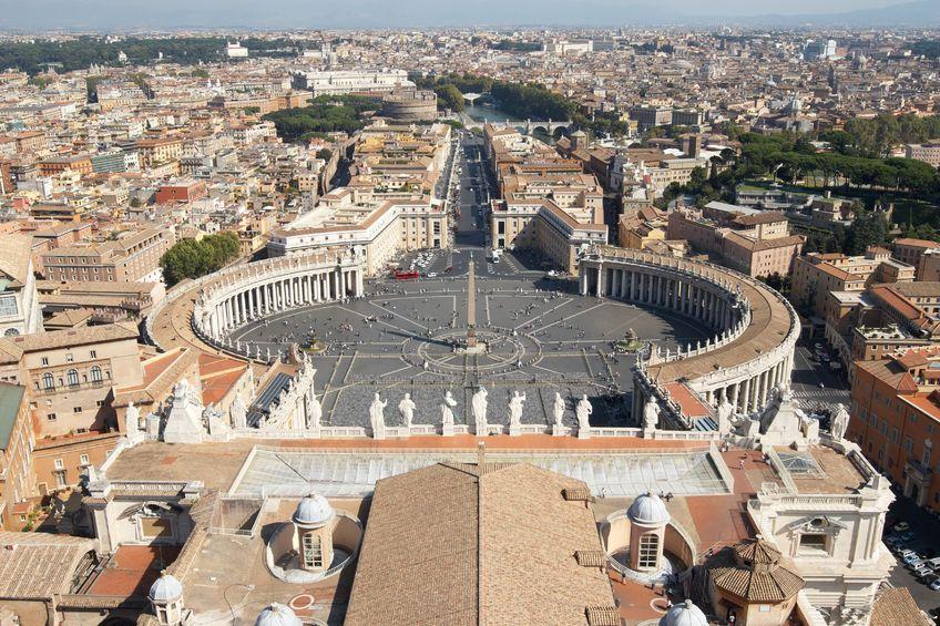 vatikanstaten roma