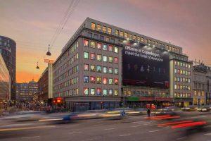 anbefalt hotell i københavn - citizenM Copenhagen Radhuspladsen
