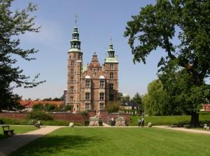 rosenborg slott københavn