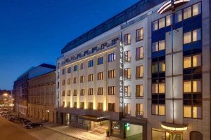 Alcron Hotel Prague - femstjerners hotell i praha