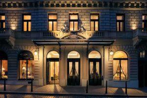 Cosmopolitan Hotel Prague - hotell i praha