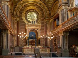 den spanske synagogen i praha