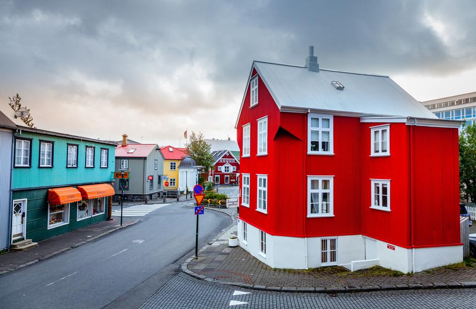 Semtrum av reykjavik