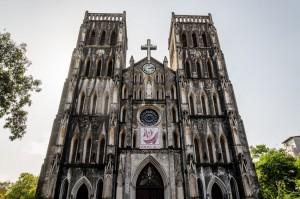 st joseph katedralen hanoi