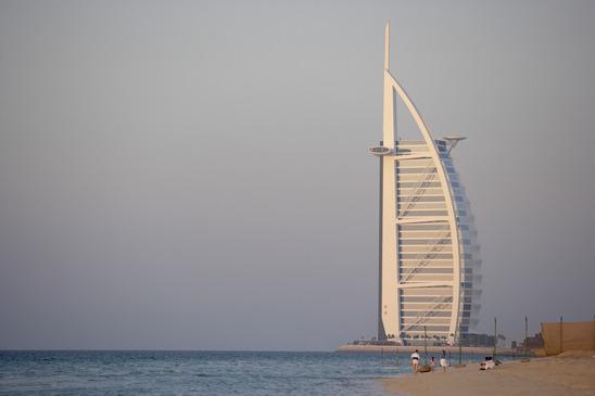 burj al arab hotell