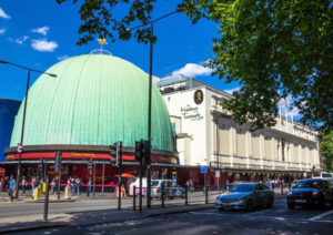 Madame Tussauds museum i London severdighet