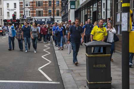 fotballkamp-london