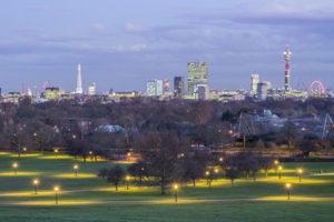 london primrose hill parken