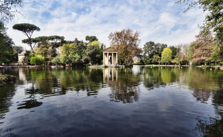 villa borghese roma