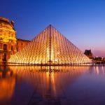 Musée du Louvre severdighet i paris