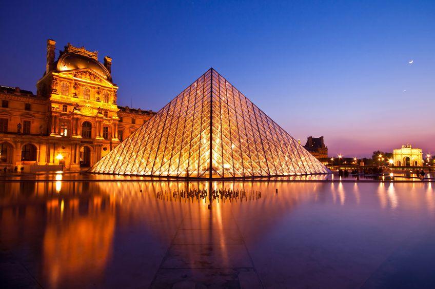 Musée du Louvre severdighet