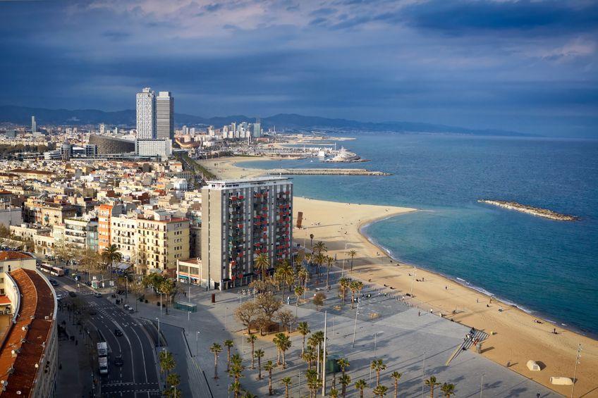 fem anbefalte hoteller i barcelona