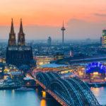Köln i tyskland