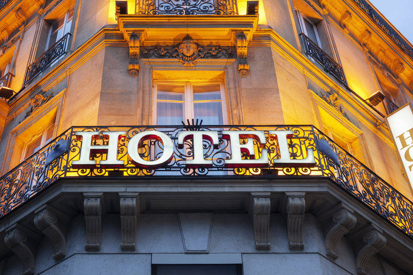 anbefalte hotell i paris