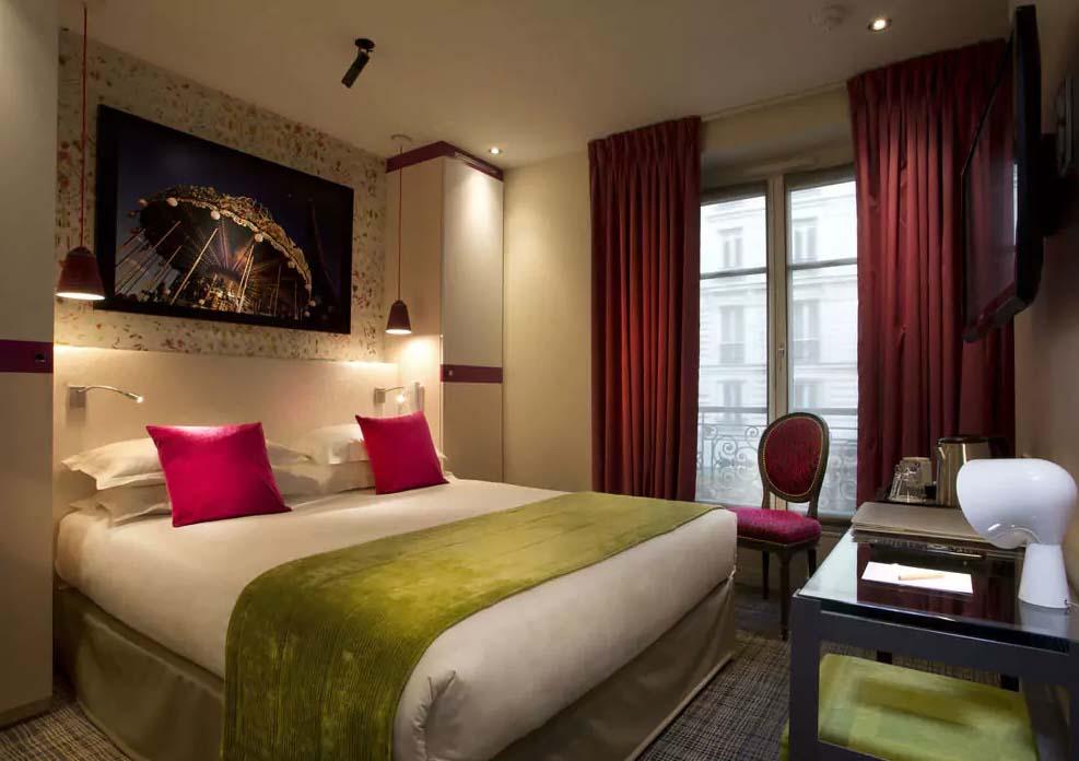 beste hotell i paris