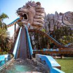 dream world fornøyelsespark i bangkok thailand