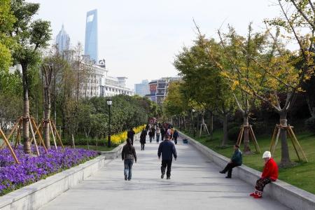 folkets plass shanghai