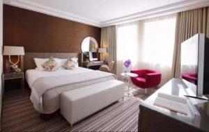 hotellrom i london