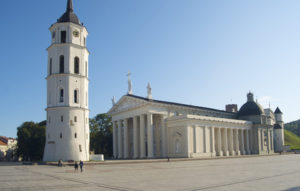 katedral i vilnius