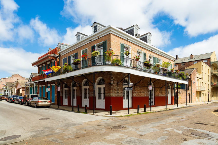 reise til new orleans i usa