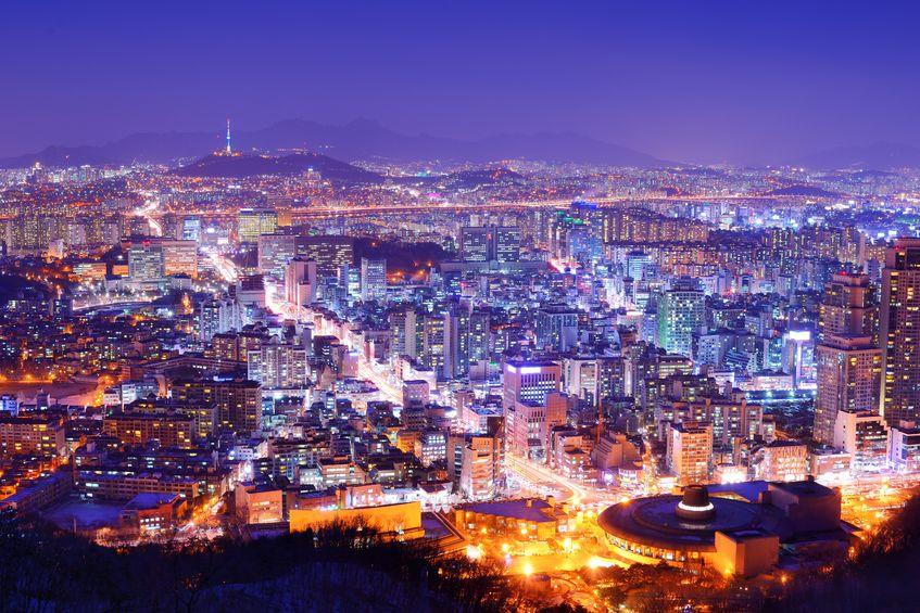 reise til seoul