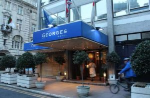 saint georges hotell i london