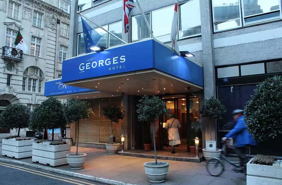 saint georges hotell i london