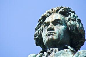 statue av beethoven i bonn