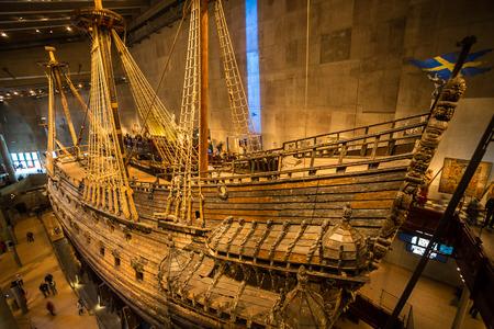 vasa museum i stockholm