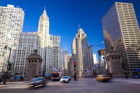 severdigheter i chicago